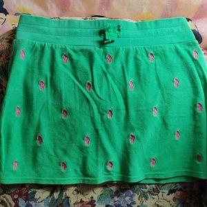 Polo skirt